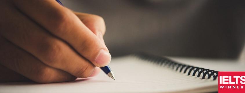 تقویت مهارت نوشتاری آیلتس ielts | آیلتس وینرز
