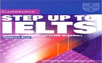 معرفی کتاب STEP UP TO IELTS آیلتس | بهترین کتاب های آیلتس ielts | آیلتس وینرز