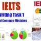 اشتباهات اساسی در رایتینگ تسک 1 آکادمیک Writing Task آیلتس ielts | آیلتس وینز