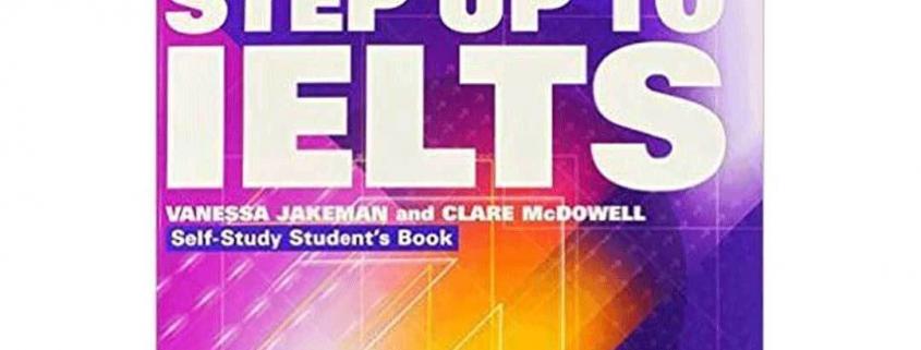 معرفی کتاب STEP UP TO IELTS آیلتس | بهترین کتاب های آیلتس ielts | آیلتس وینرز | آیلتس آنلاین