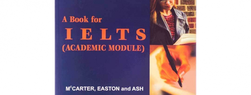معرفی کتاب A BOOK FOR IELTS ACADEMIC MUDOLE آیلتس   آیلتس وینرز   آیلتس آنلاین