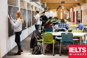 ویژگی مکان مناسب خواندن | بهترین مکان درس خواندن | آموزش آیلتس آنلاین | آیلتس وینرز