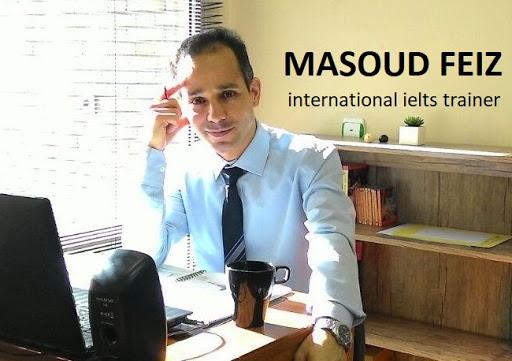استاد مسعود فیض | مدرس آموزش آیلتس آنلاین | آیلتس وینرز