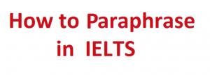 دوره جامع آنلاین paraphrasing در آیلتس (600 دقیقه) | کلاس آنلاین پارافریز | آیلتس وینرز
